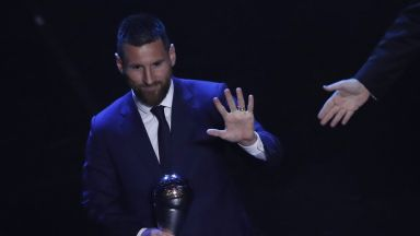 Геният Лео Меси за шести път е играч №1 на ФИФА