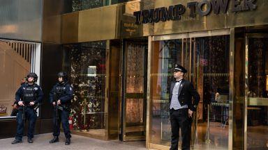 """Отмъкнаха бижута за $350 000 от """"Тръмп тауър"""" в Ню Йорк"""