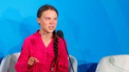 Нищо не бе направено за климата, оплака се Грета
