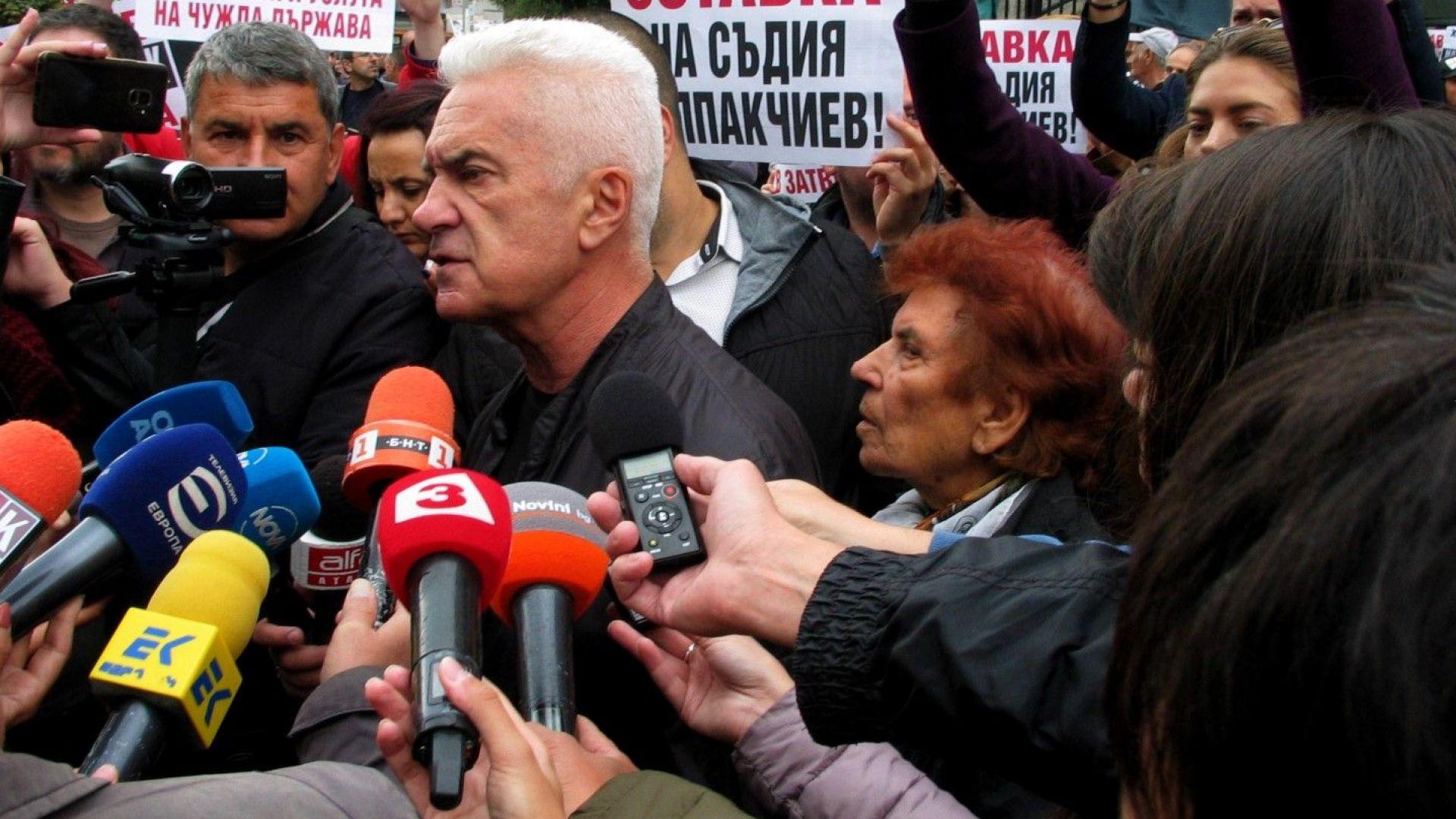 Волен Сидеров: Калпакчиев трябва да бъде санкциониран, съдиите не са недосегаеми