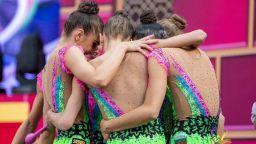 Четири случая на COVID-19 при националките по художествена гимнастика