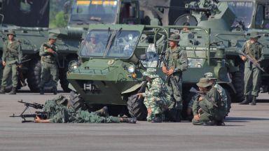 """Мадуро пристигна в """"братска"""" Русия за среща с Путин"""