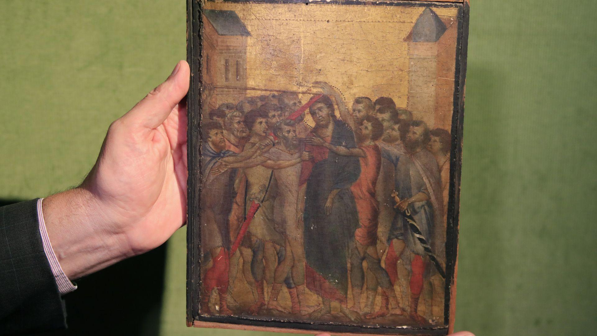 Французойка държала над котлона си картина за 6 млн. евро