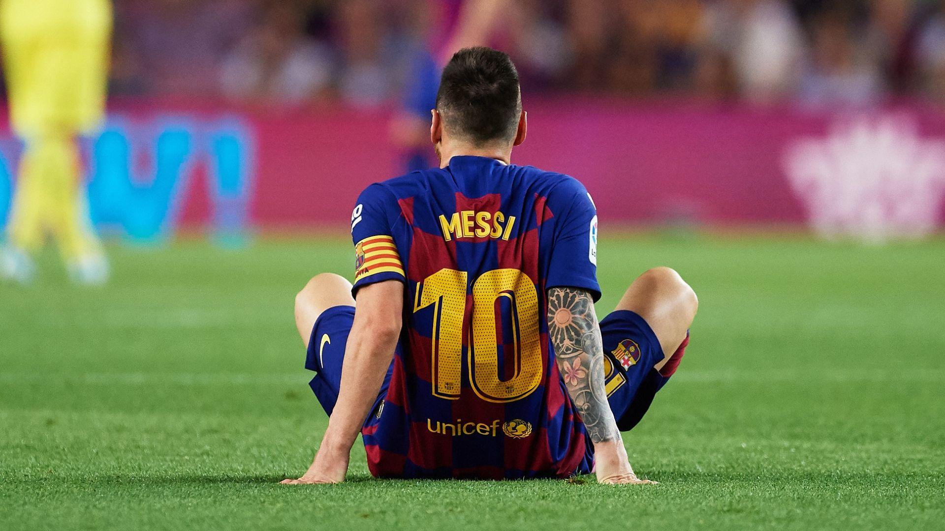 Меси разказа за момента, в който е искал да напусне Барселона