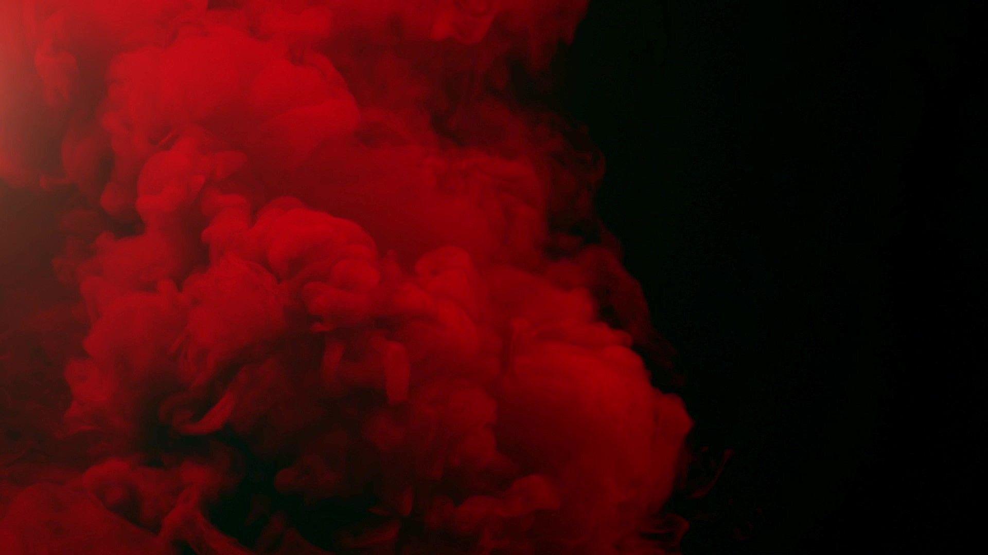 Защо е кървавочервено небето над Индонезия
