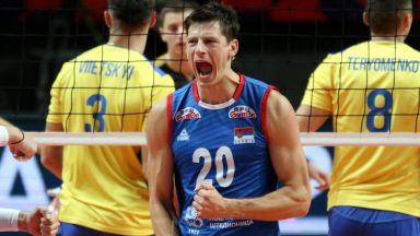 Сърбия пак докосва медал, авиокомпания едва не провали полуфинал на Евро 2019