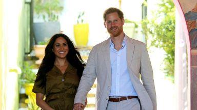 Хари и Меган с първи общи снимки и първи Свети Валентин след Мегзит