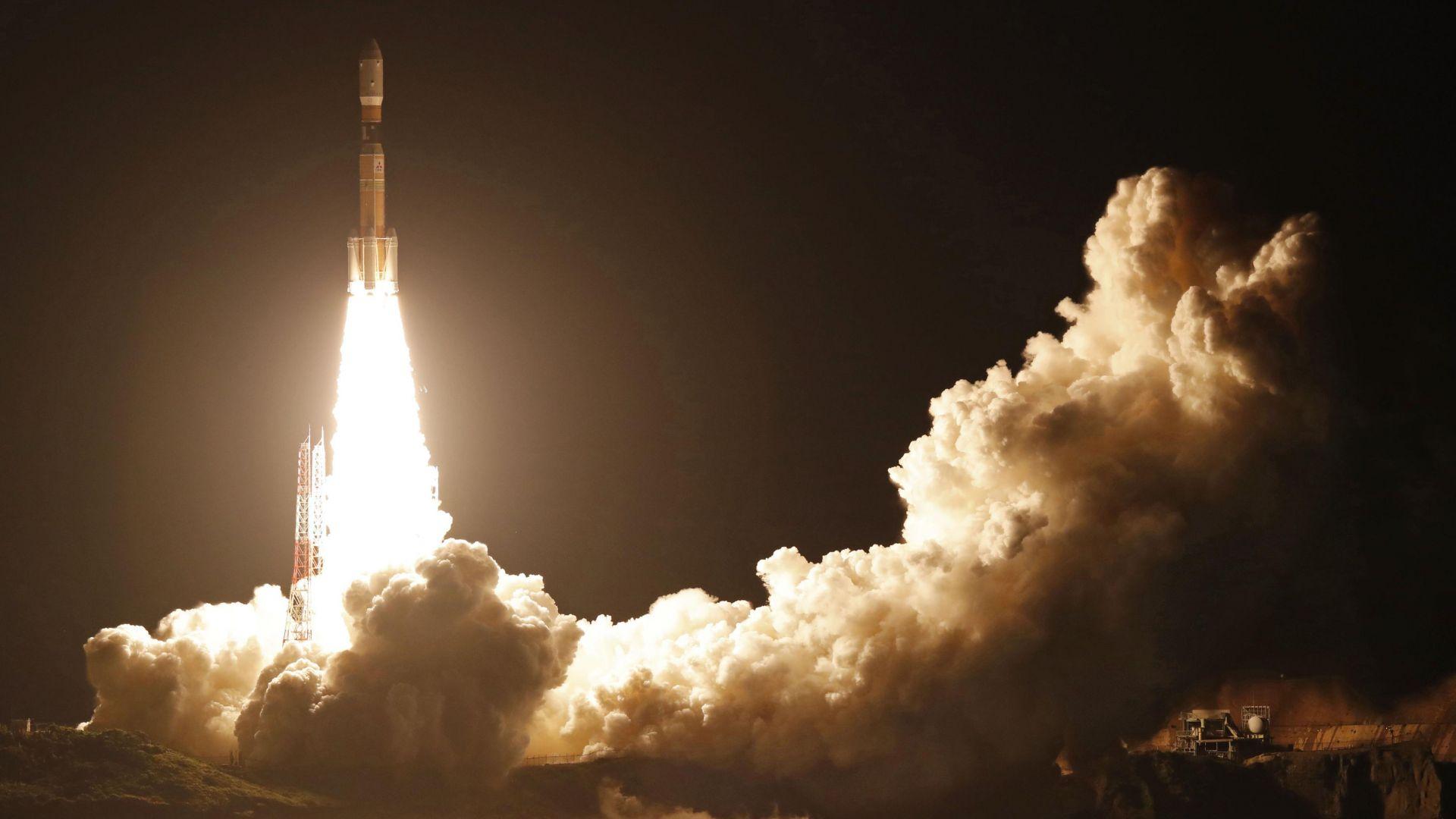 Япония изстреля товарен кораб към МКС
