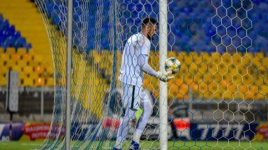 Черногорците ще ни спират с вратаря на Левски