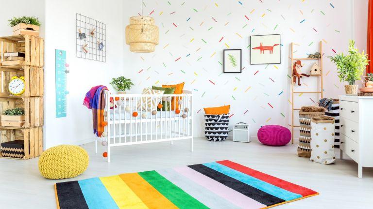 Как да се погрижим за уюта и удобството в детската стая