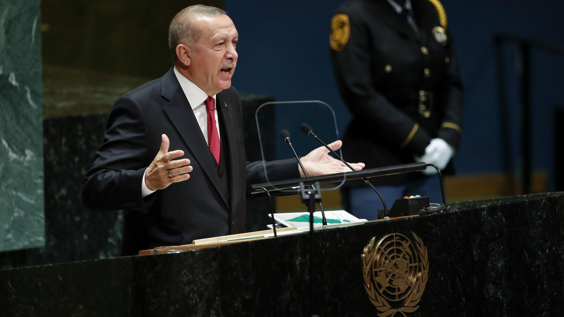 Египет обвини в лъжа Ердоган