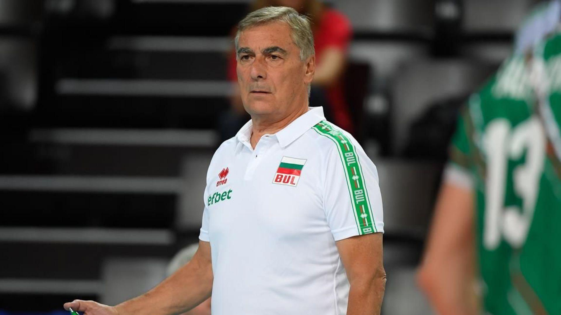 Силвано Пранди: Приключих с България, трябва да отворите нова страница