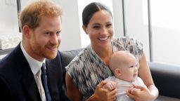 Принц Хари и Меган оповестиха плановете си за благотворителна организация, наречена Арчиуел