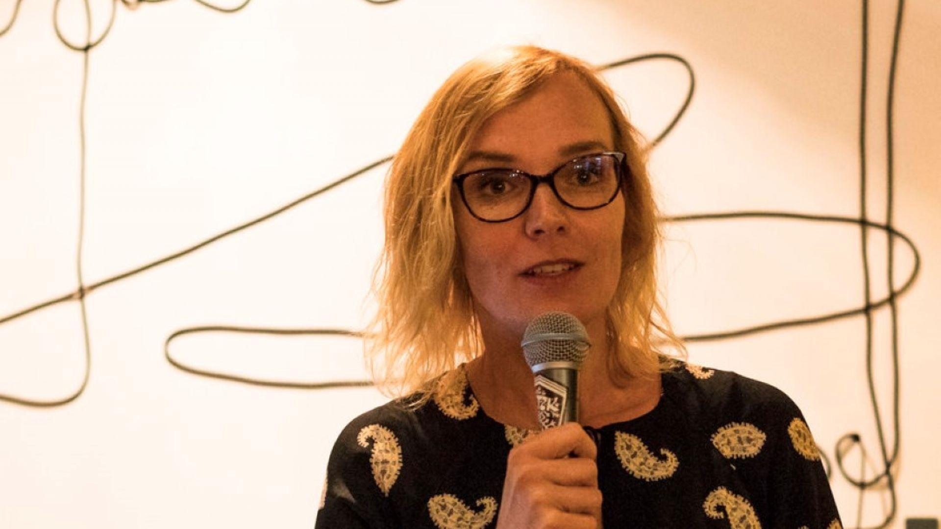 Лиза Василева - регионален мениджър на Storytel