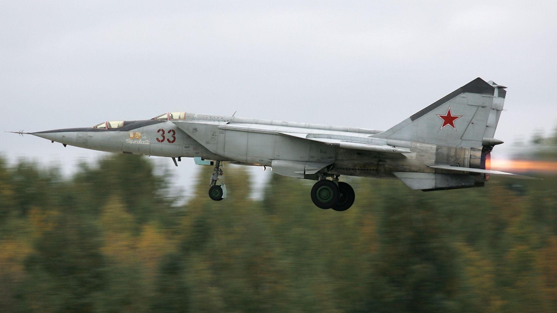 Любопитните факти около най-бързият съветски самолет