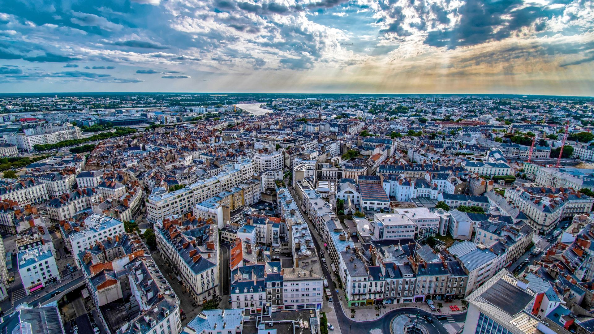 """Нант е """"Европейска столица на иновациите"""" за 2019 година"""