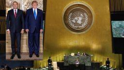 Какво си казаха Румен Радев и Доналд Тръмп на срещата в ООН