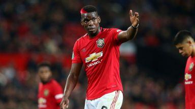 Агентът на Погба изплю камъчето: Искаме да напусне Юнайтед още през януари