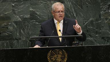 Премиерът на Австралия: Грета Тунберг е използвана, за да всява паника