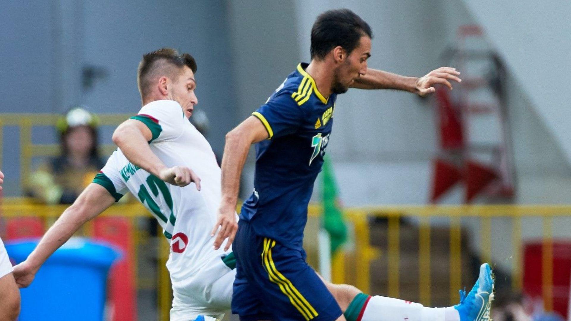 Ивелин Попов поведе Ростов към следващия кръг за Купата