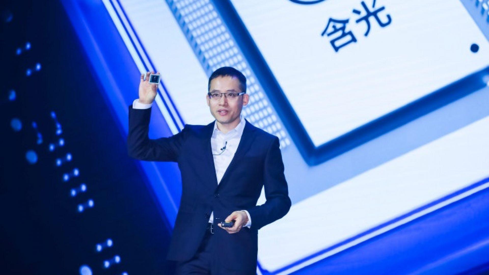 Alibaba започва да използва чип с изкуствен интелект собствено производство