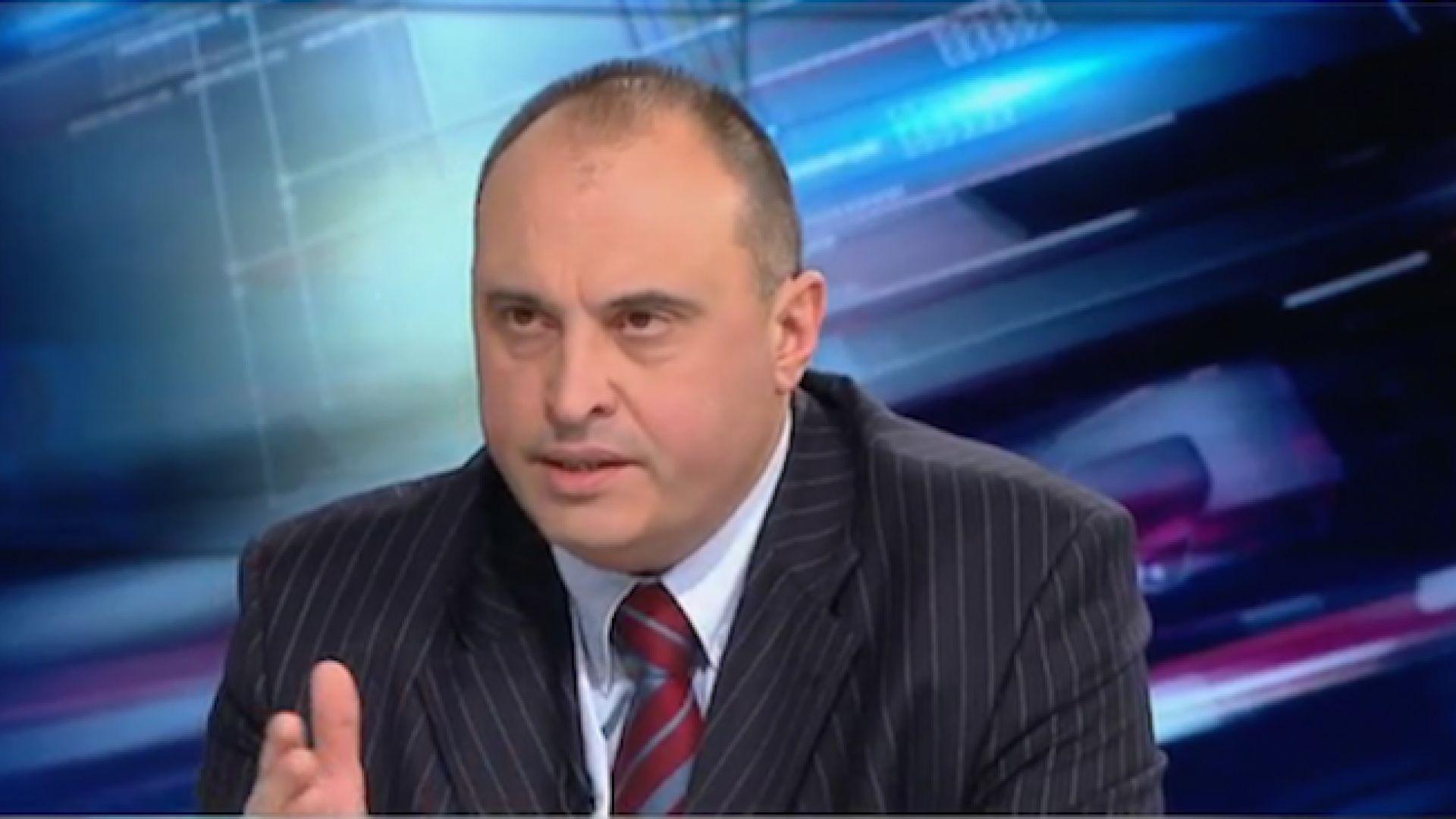 Румен Гълъбинов: Не ни трябва производител на дизелови коли, а на нови технологии