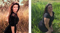 Бразилска секретарка пародира снимки на модели и е доста добра