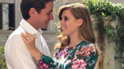 Принцеса Беатрис отмени свързан с предстоящата ѝ сватба прием заради новия коронавирус