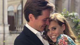 Принцеса Беатрис покани бившата на годеника си на сватбата