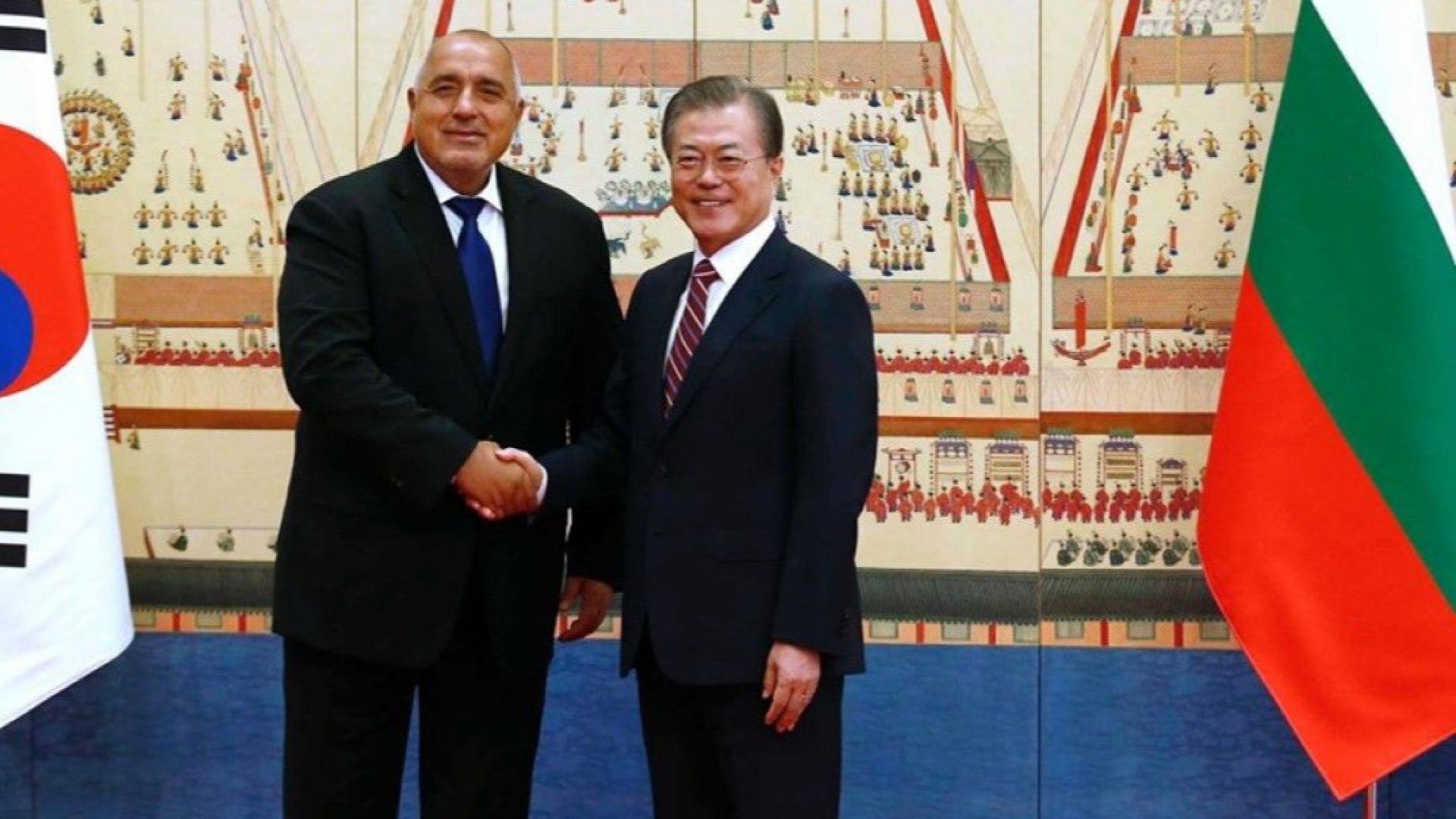 Република Корея предложи на България по-тясно сътрудничество в IT сектора.