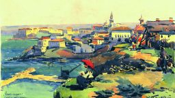 Българска изложба във Виена по повод 100 години от Ньойския договор