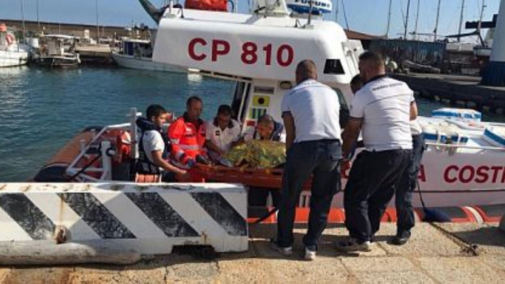 Италианската брегова охрана спаси българин с инфаркт на круизен кораб