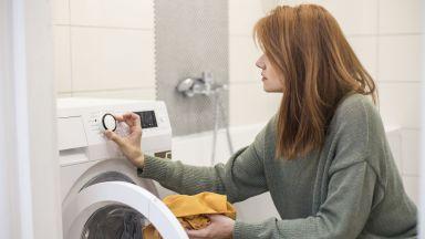 Програмата за деликатно пране на пералнята е най-вредна за околната среда