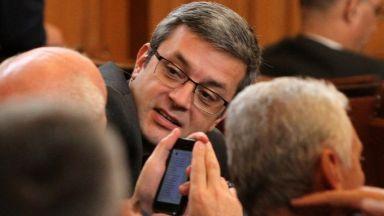 Напрежение в НС: ГЕРБ поиска Радев да поеме отговорност, БСП пита за парите в чекмеджета