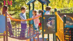 Най-добрите детски площадки в София