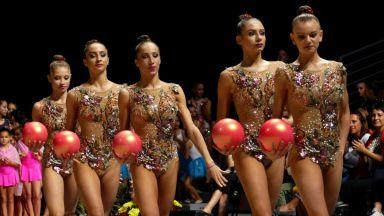 Япония пусна марки в чест на българската художествена гимнастика