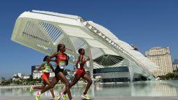 Безумие на Световното по лека атлетика - маратонът стартира в полунощ