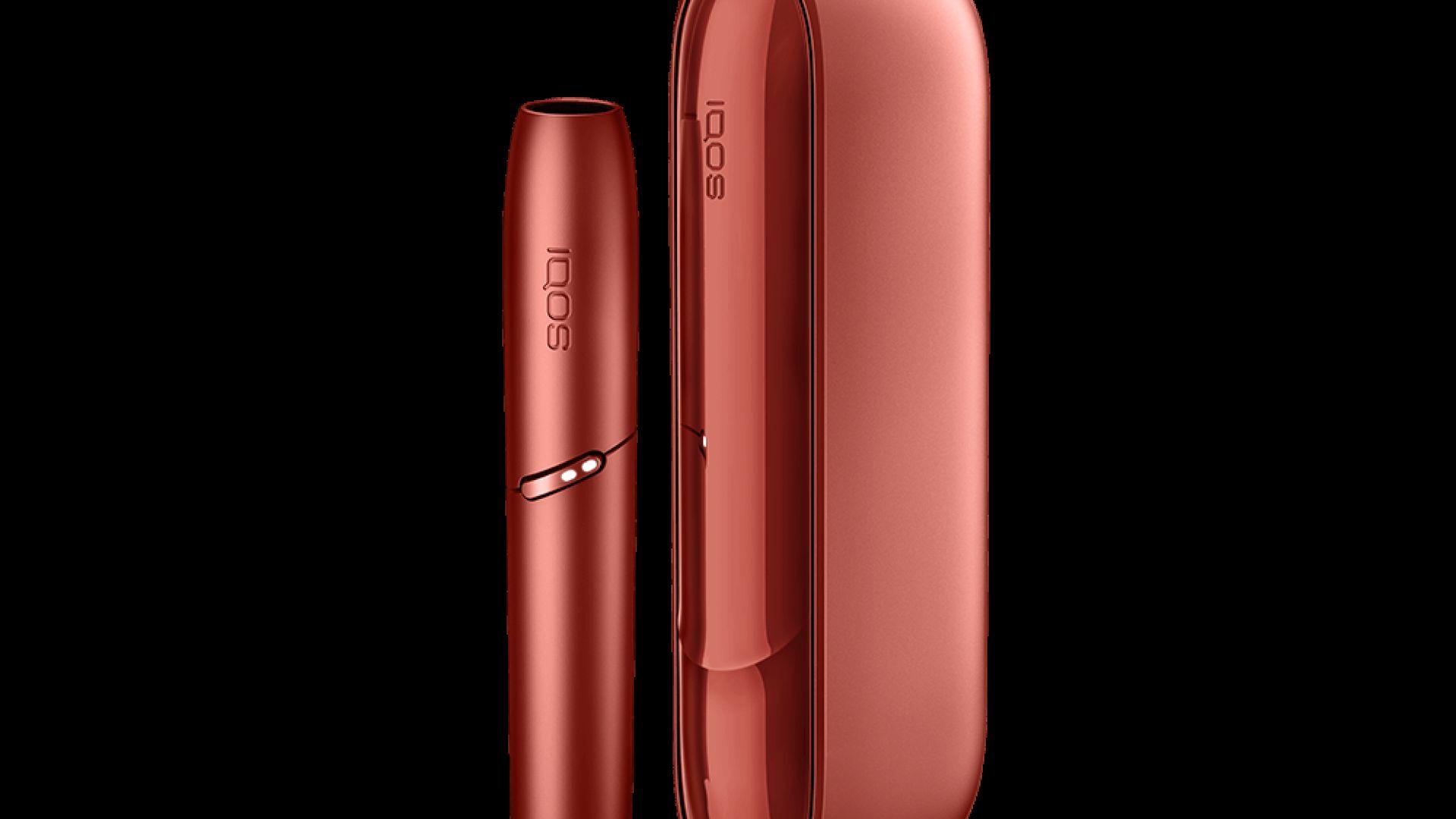 Филип Морис Интернешънъл представя нов модел устройство за нагряване на тютюн на световния пазар - IQOS 3 DUO