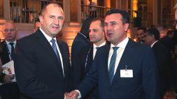 Румен Радев свиква среща за Северна Македония, покани и Бойко Борисов