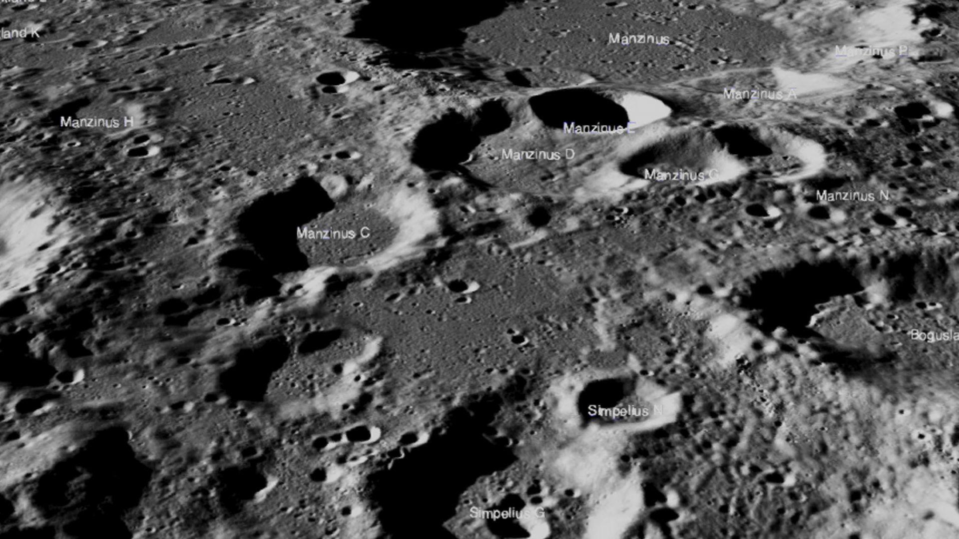 """НАСА потвърди твърдо кацане на """"Викрам"""" на Луната (снимки)"""
