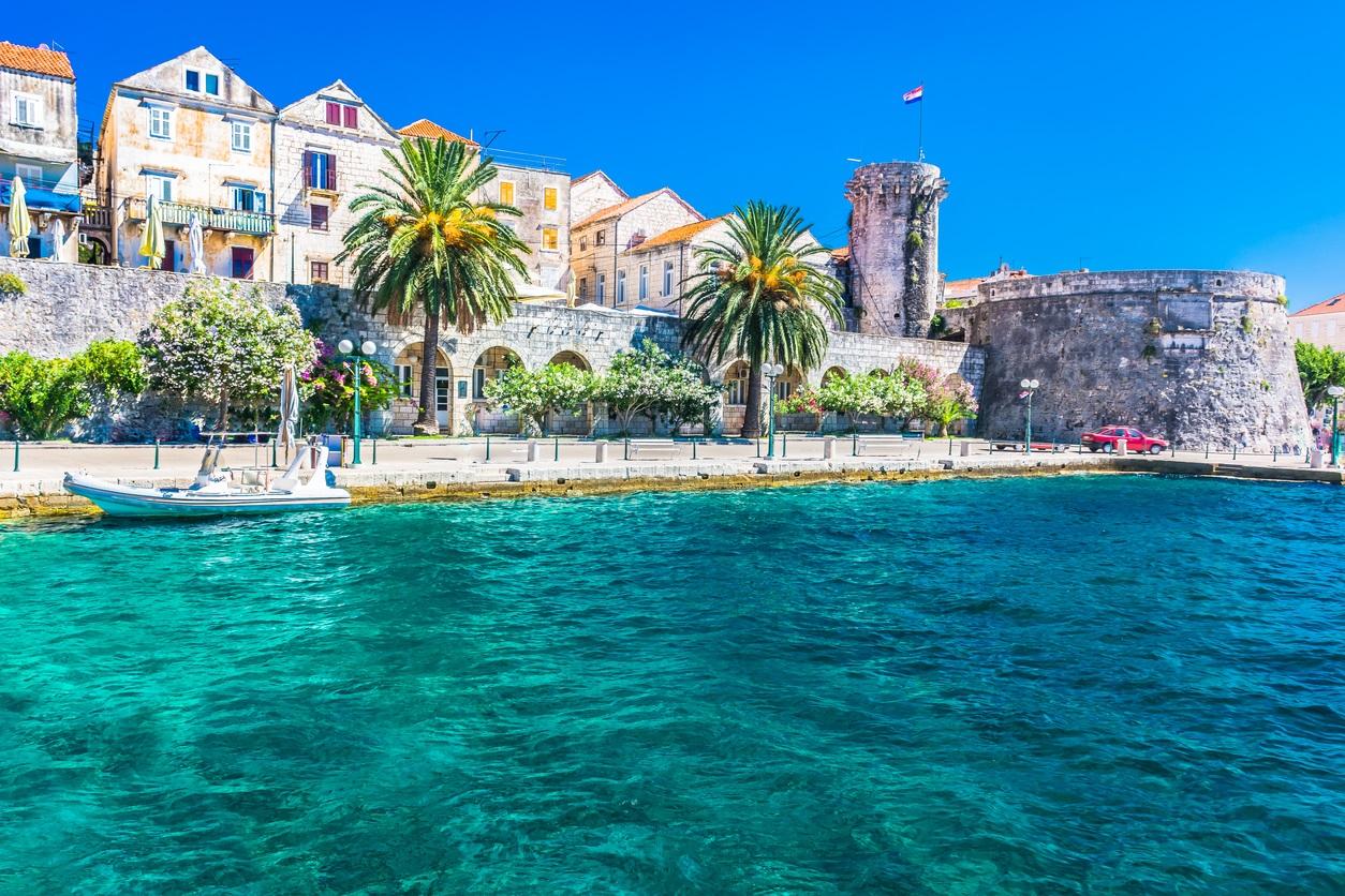 Хърватски остров е сред най-красивите в света