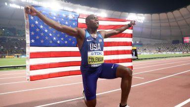 Наказаха за 2 години най-бързия мъж в света и го извадиха от Олимпиадата