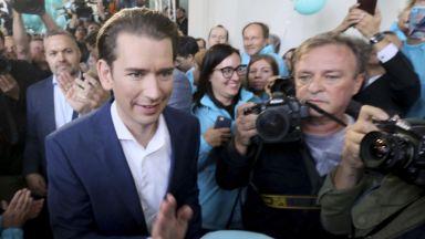 """""""Зелените"""" влязоха за първи път в правителството на Австрия"""