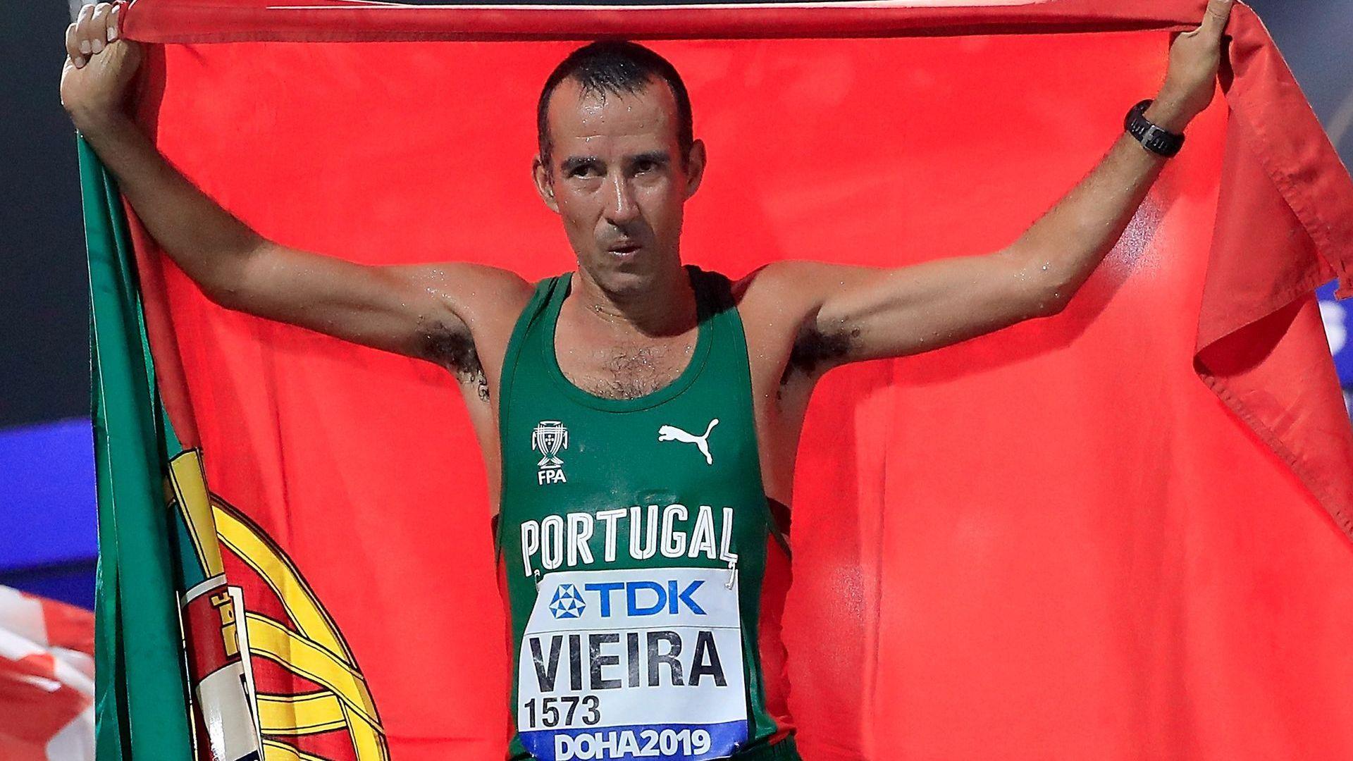 43-годишен мина през Ада и счупи рекорд на Световното първенство