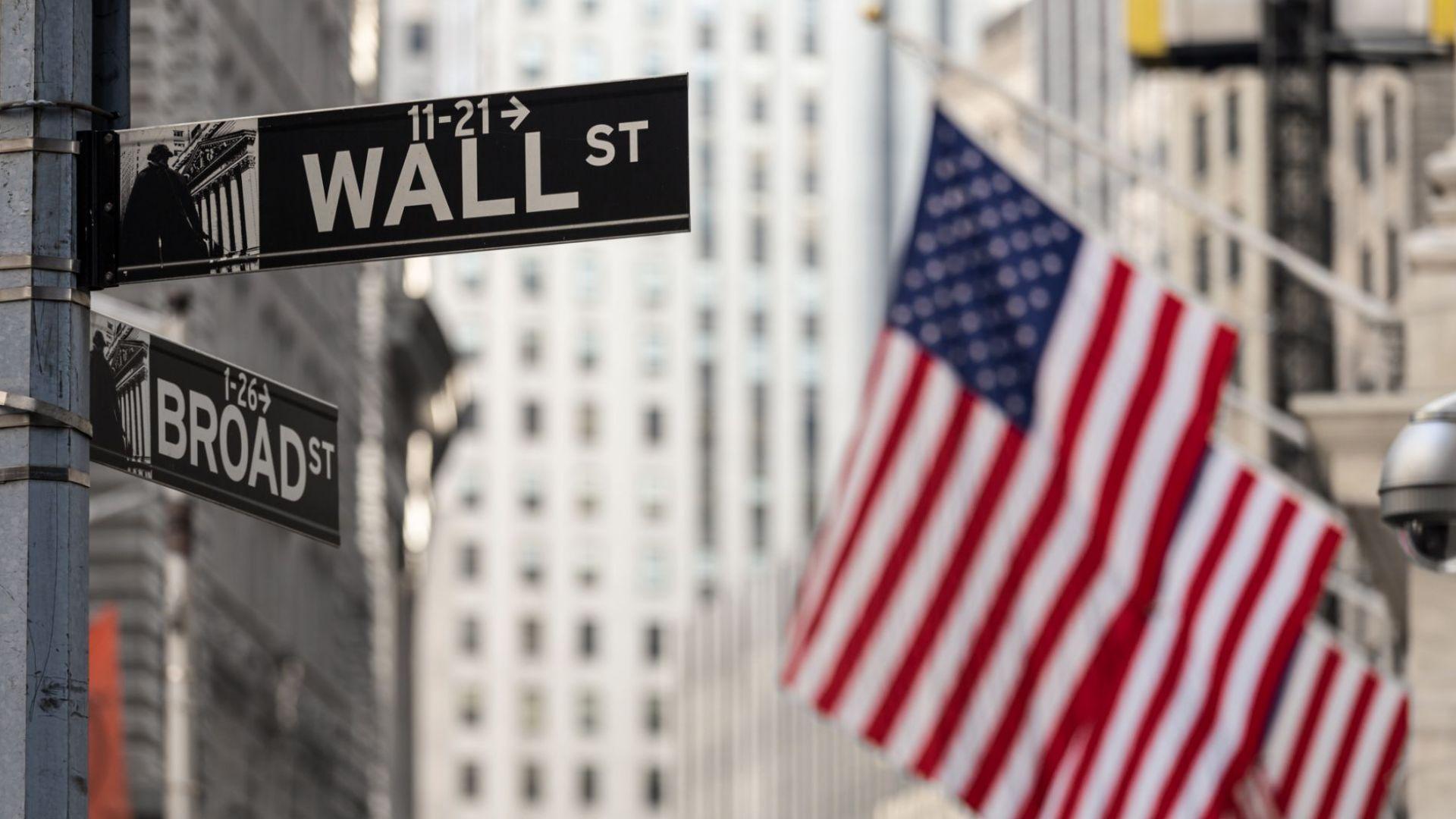 """Тръмп """"инжектира"""" 1 трилион долара в икономиката на САЩ, рязък скок на Уолстрийт"""