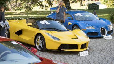 Суперколи, конфискувани от вицепрезидента на Гвинея, продадени на търг за $27 млн. (снимки)