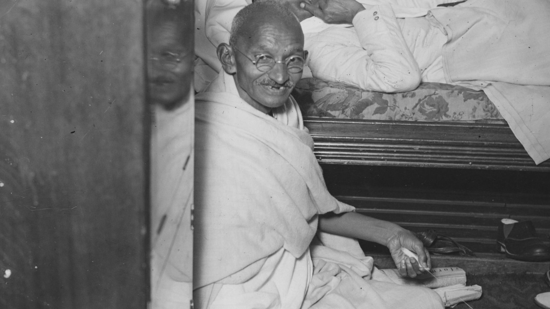 Откраднаха част от праха на Махатма Ганди в деня на 150 години от рождението му