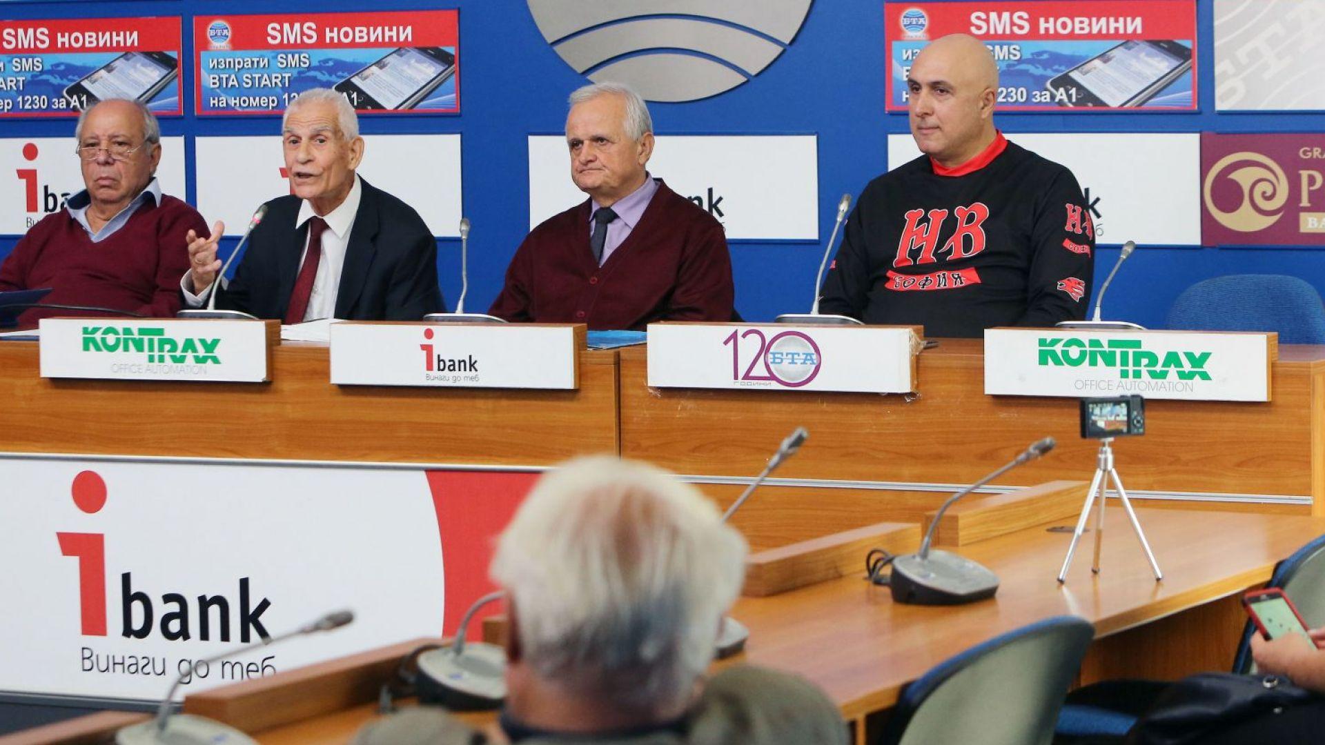 Русофили подкрепиха Николай Малинов и свързаха шпионския скандал с икономически интереси