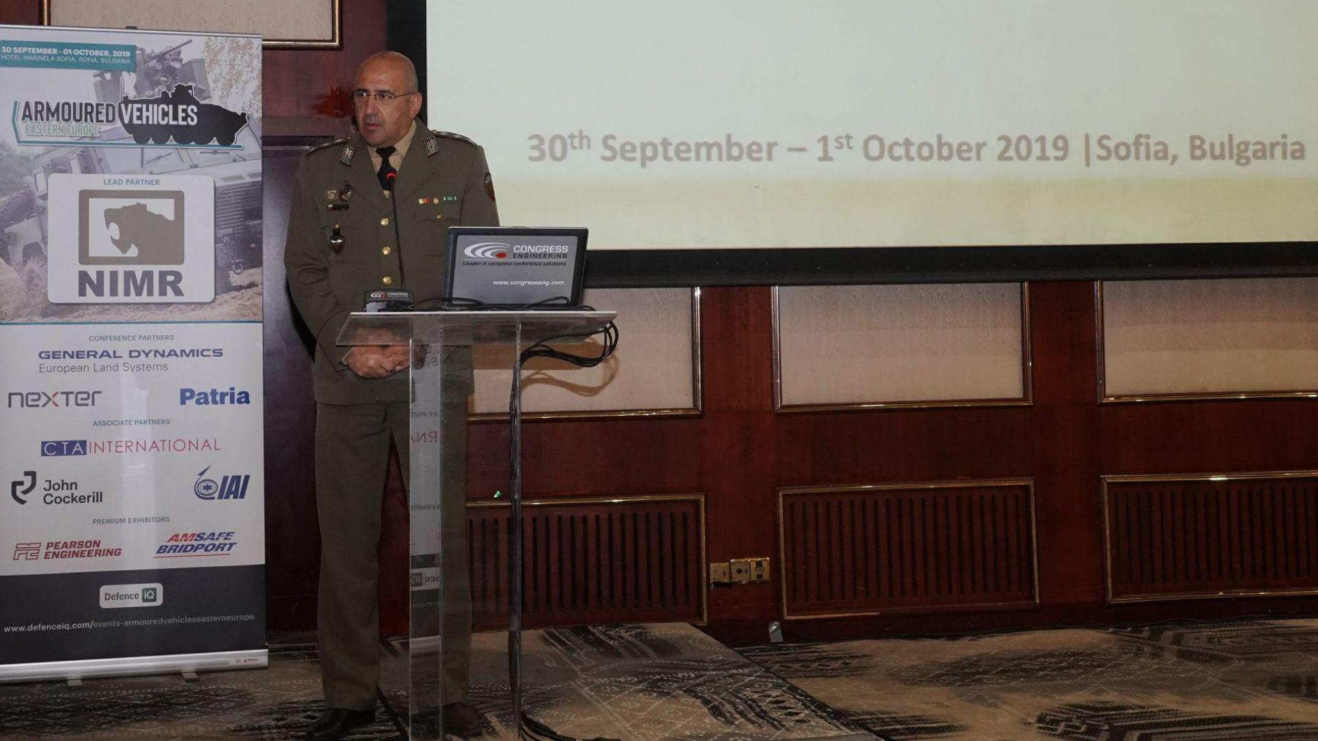 Заместник-началникът на отбраната: НАТО прие нарастване на разходите за отбрана на 2% от БВП