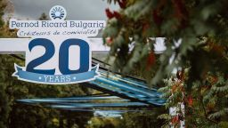Перно Рикар България отпразнува 20-годишнина с парти с над 300 гости в Резиденция Бояна